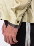Haider Ackermann - Yellow Contrast Cuff Shirt - Men