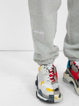 Balenciaga - Half And Half Triple S Sneakers - Men