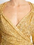 Attico - Sequinned Top - Women