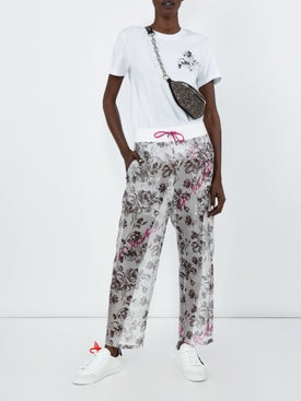 Off-white - Off-white X The Webster Exclusive Organza Pants - Women