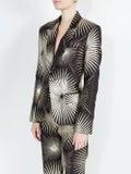 Haider Ackermann - Printed Structured Blazer - Women