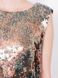 Halpern - Sequin Embroidered Shift Dress - Women