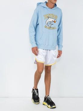 Just Don - Islander Shark Hoodie - Men