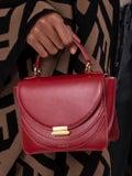 Wandler - Luna Bag Mini, Mahogany - Women
