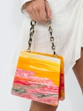 Edie Parker - Sunset Structured Handbag - Women