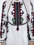 Vita Kin - Embroidered Midi Dress - Women