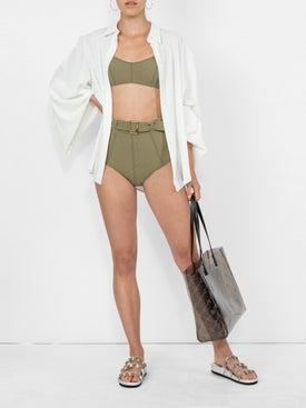 Lisa Marie Fernandez - Genevieve High Waist Bikini - Women