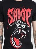 Sss World Corp - Snoop T-shirt Black - Men