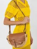 Loewe - Tan And Natural Gate Small Bag - Women