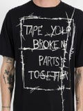 Haider Ackermann - Boxy Fit Graphic T-shirt - Men