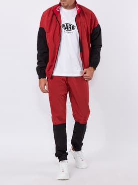 Givenchy - Side Logo Track Pants Red - Men