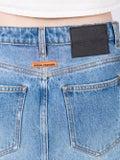 Heron Preston - High-waisted Mini Denim Skirt - Women