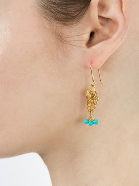 Aurelie Bidermann - Roudoudou Earrings - Earrings