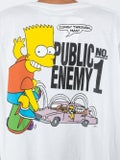Off-white - Off-white X The Simpsons Bart Public Enemy T-shirt - Men