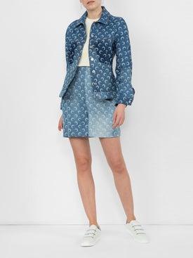 Proenza Schouler - Tie Dye Rib Knit Top - Women