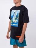 Heron Preston - Black Heron Photo Print T-shirt - Men