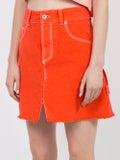 Heron Preston - Denim Mini Skirt - Women