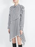 Marques'almeida - Asymmetric Shirt Dress - Women