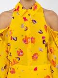 Altuzarra - Chiara Dress Yellow - Clothing