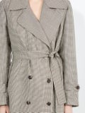 Giuliva Heritage Collection - The Christie Trench Coat Brown - Women