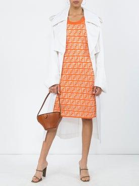 Fendi - Ff Jersey Mini Dress - Women