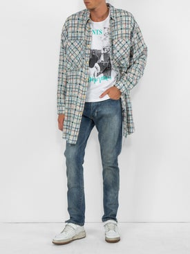 Rhude - Dirt Road Denim Blue - Jeans