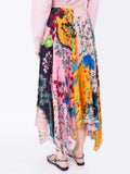 Saloni - Freja Multi-pattern Skirt - Women