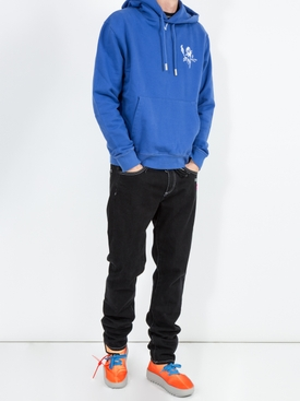 Off-White X The Webster Exclusive Hoodie BLUE