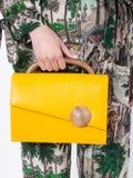 Bakari - Heras Handbag Yellow - Women