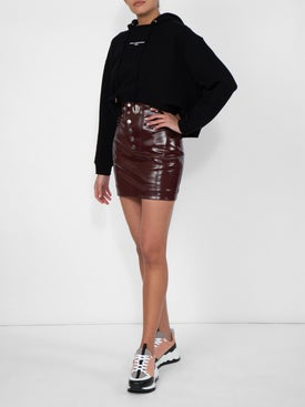 Alexanderwang - Patent Mini Skirt - Women