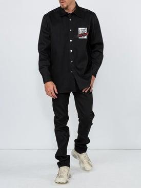 Raf Simons - Rs Black Jeans - Men