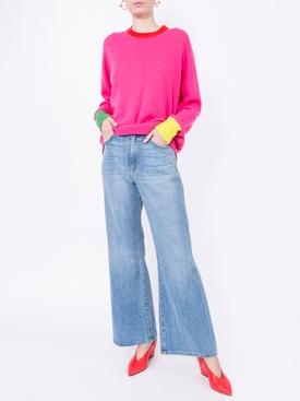 Jacqueline wide leg jeans