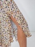 Chloé - Floral Print Midi Dress - Women