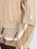 Burberry - Scarf Detail Harrington Jacket - Women