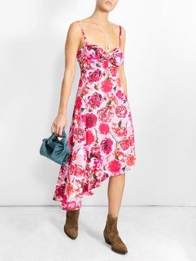Carmen March - Floral Print Dress - Women