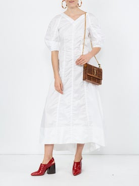 Sonia Rykiel - Puff Sleeve Dress - Mid-length