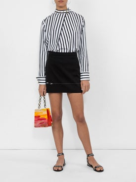 Marques'almeida - Buckled Neck Blouse - Women