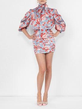 Magda Butrym - Floral Print Dress - Women