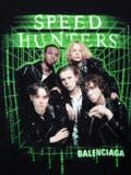 Balenciaga - Speed Hunters Hoodie - Men