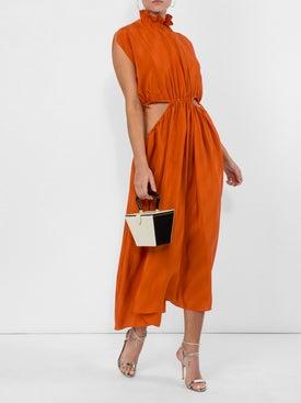 Fendi - Cut-out Detail Dress - Women