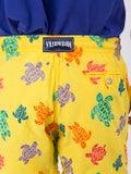 Vilebrequin - Mistral Turtle Embroidered Swimming Trunk - Men