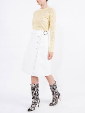 Goma wrap skirt