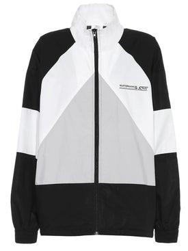 Vetements - Musterman Multicolor Track Jacket Grey - Men