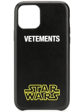 Vetements - Vetements X Star Wars Logo Iphone 11 Case - Men
