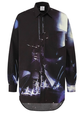 VETEMENTS X STAR WARS Darth Vader shirt