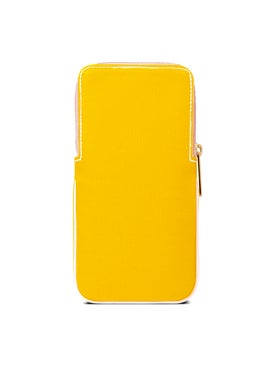 L/uniform - Yellow And Pink Glasses Case - Women