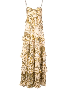 Johanna Ortiz - All I've Ever Known Maxi Dress - Women
