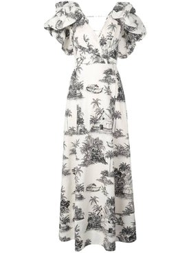 Johanna Ortiz - Anhelos De Tierra Maxi Dress - Women