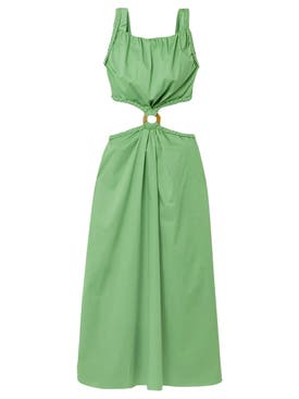 Johanna Ortiz - Rowboat Midi Dress - Women