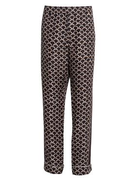 Valentino - Printed Pants - Men